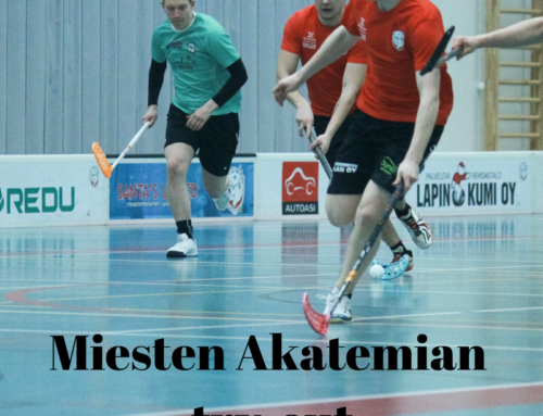Miesten Akatemian try-out kaudelle 2021-22