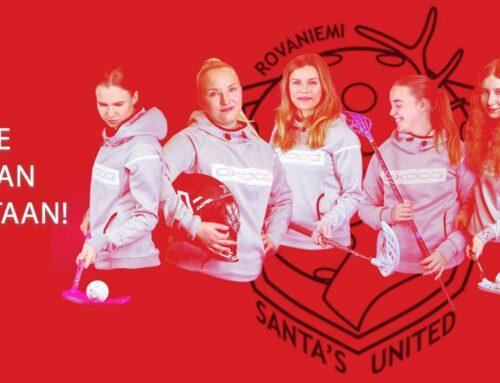 Naisten edustusjoukkue ja 2.joukkue järjestävät try-out harjoitukset kaudelle 2021-2022