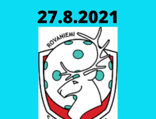 Seuran vuosikokous perjantaina 27.8. klo 18.00